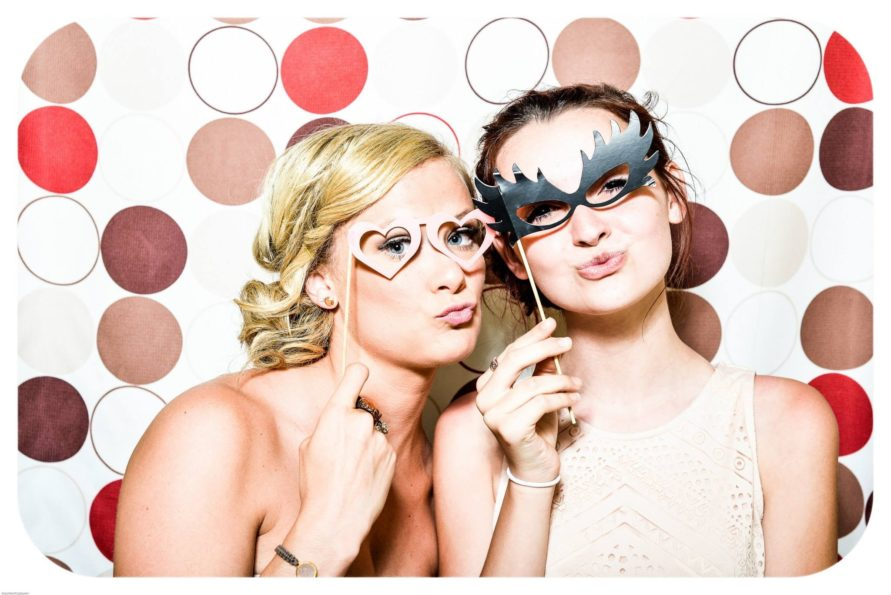 Photobooth pour wedding planner