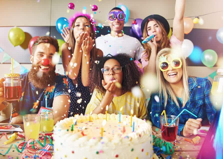 Photobooth pour anniversaire