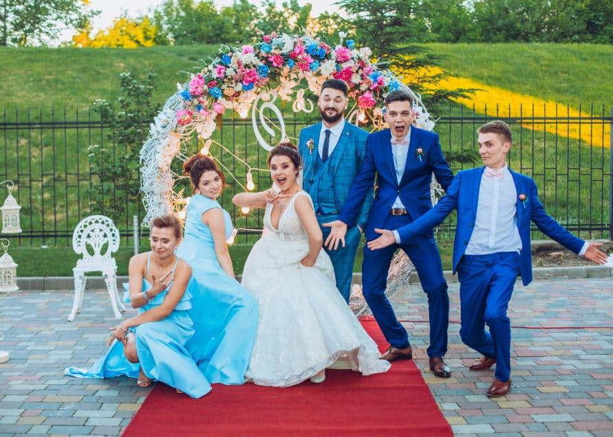Miroir photobooth pour mariage