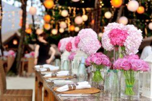Un jolie wedding planner